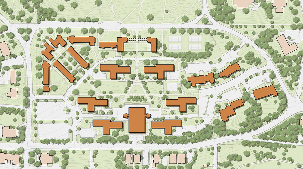 WEST CAMPUS RESIDENTIAL PLAN | Cornell University ...