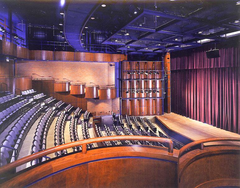 Purnell Center For The Arts Carnegie Mellon University